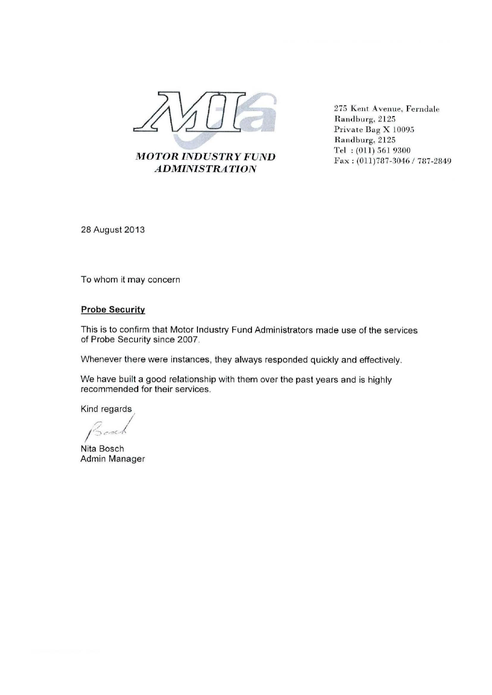 Gemütlich Probe Letter Of Receipt Zeitgenössisch - Bilder für das ...